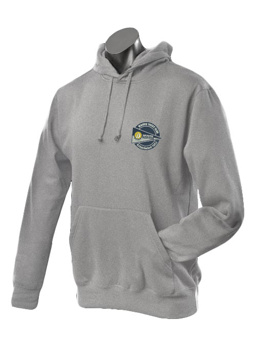 WYC Hoodie Greymarle